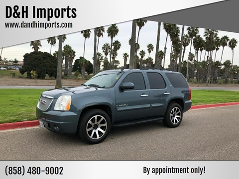 2008 GMC Yukon for sale in San Diego, CA
