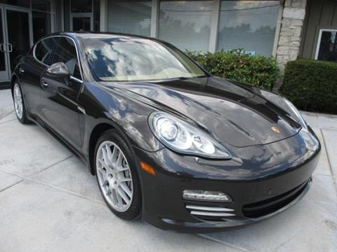2010 Porsche Panamera for sale in Franklin, TN