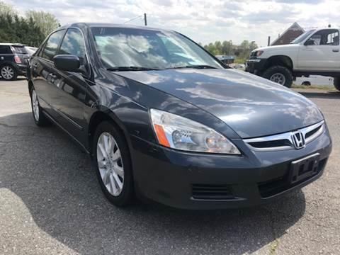 2007 Honda Accord for sale at Z Auto in Ruckersville VA