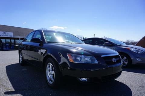 2006 Hyundai Sonata for sale at Z Auto in Ruckersville VA