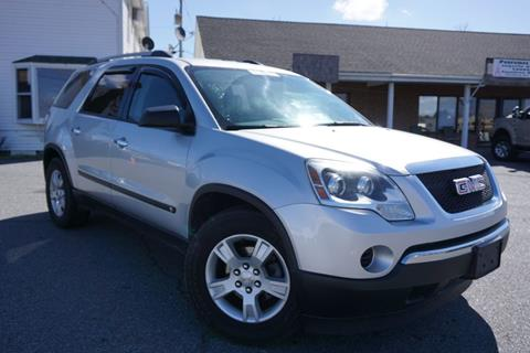 2010 GMC Acadia for sale at Z Auto in Ruckersville VA
