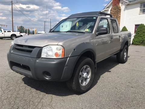 2001 Nissan Frontier for sale at Z Auto in Ruckersville VA