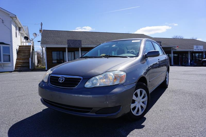 2005 Toyota Corolla For Sale At Z Auto In Ruckersville VA