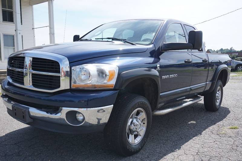 2006 Dodge Ram Pickup 2500 for sale at Z Auto in Ruckersville VA
