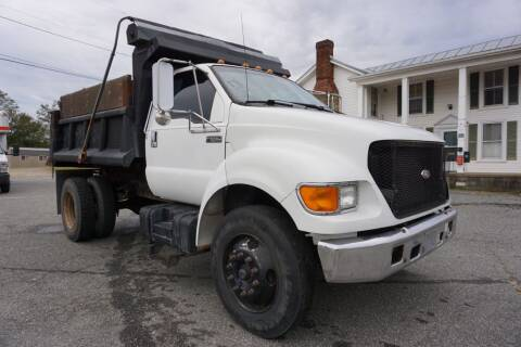 2000 Ford F-650 Super Duty for sale in Ruckersville, VA