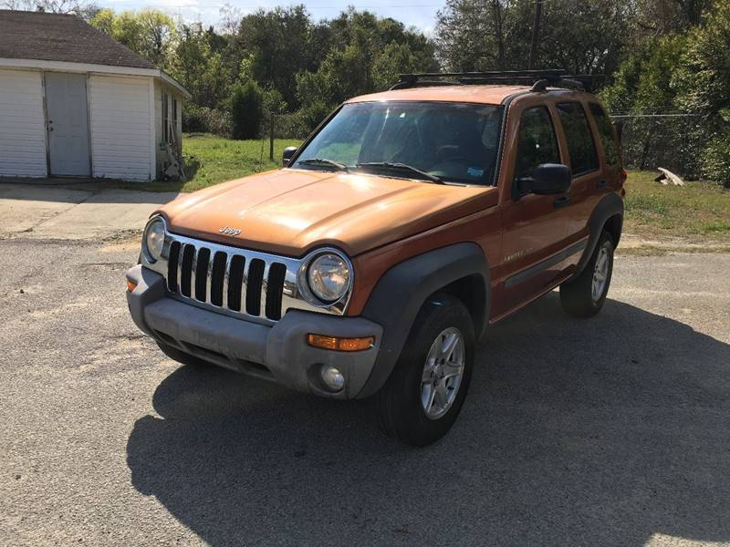 2002 Jeep Liberty For Sale At Green Light Automotive Sales In Lexington SC
