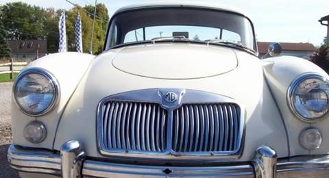 1961 MG MGA for sale in Medina, OH