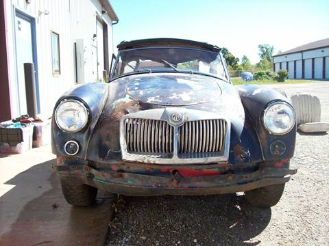 1962 MG MGA for sale in Medina, OH