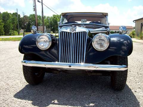 1954 MG TF for sale in Medina, OH