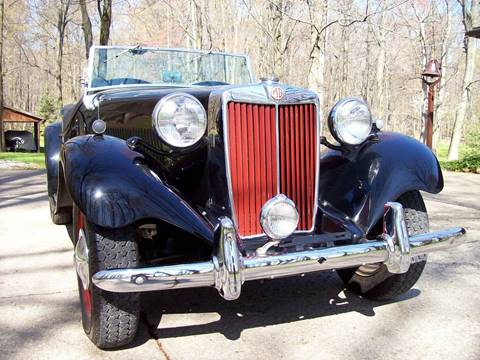 1952 MG TD for sale in Medina, OH