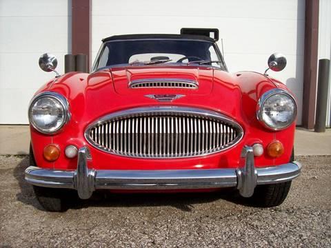1966 Austin-Healey Sprite MKIII for sale in Medina, OH