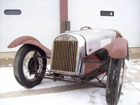 1949 Morgan 3  wheel F2 super for sale in Medina, OH