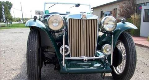 1948 MG TC for sale in Medina, OH