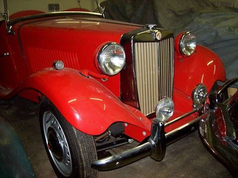 1950 MG TD for sale in Medina, OH