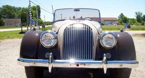 1958 Morgan Plus Four for sale in Medina, OH