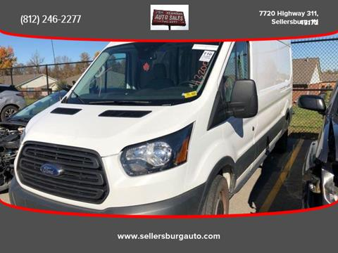 87dce393cc13ad 2018 Ford Transit Cargo for sale in Sellersburg
