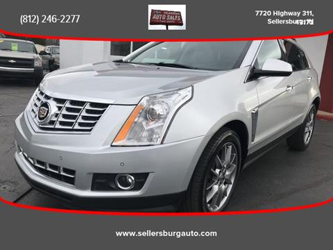 2016 Cadillac SRX for sale in Sellersburg, IN