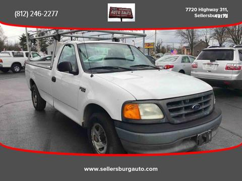 2004 Ford F-150 Heritage for sale in Sellersburg, IN