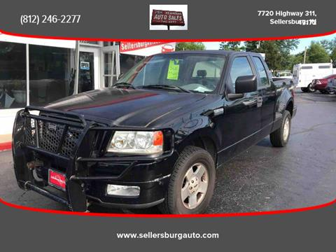 2005 Ford F-150 for sale in Sellersburg, IN