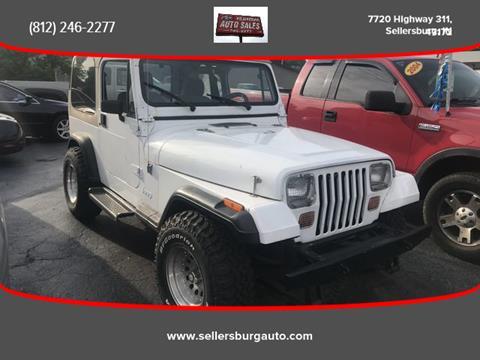 1995 Jeep Wrangler for sale in Sellersburg, IN