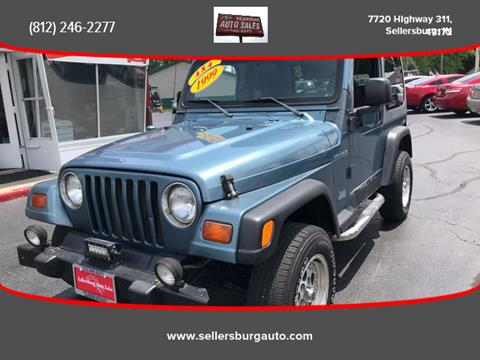 1999 Jeep Wrangler for sale in Sellersburg, IN