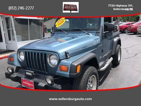 1999 Jeep Wrangler for sale in Sellersburg, IN
