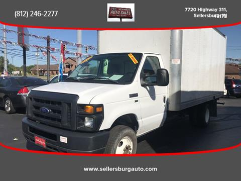 2015 Ford E-Series Chassis for sale in Sellersburg, IN
