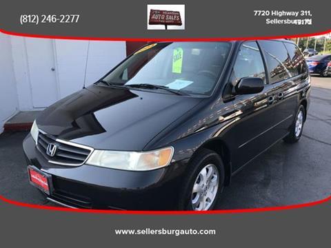 2004 Honda Odyssey for sale in Sellersburg, IN