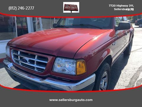 2001 Ford Ranger for sale in Sellersburg, IN
