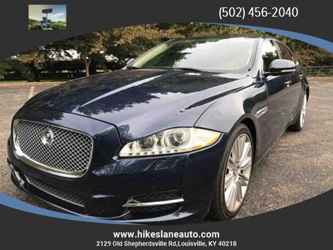 2011 Jaguar XJL For Sale In Louisville, KY