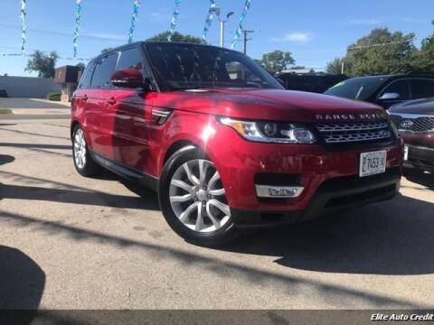 Elite Auto Credit >> Land Rover For Sale In Midlothian Il Elite Auto Credit