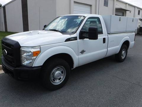 2011 Ford F-250 Super Duty for sale in Charlotte, NC