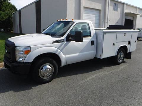 2014 Ford F-350 Super Duty for sale in Charlotte, NC