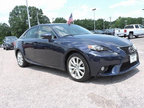 2014 lexus is 250 for sale in north carolina for Scotland motors inc laurinburg nc