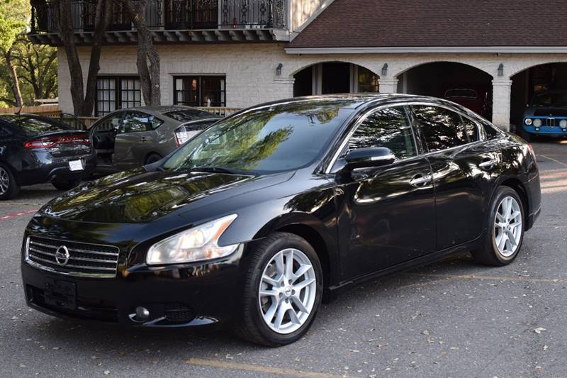 2010 Nissan Maxima For Sale At Capital City Pre Owned LLC In Austin TX