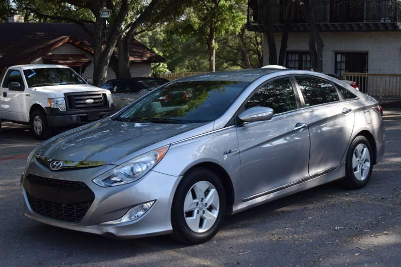 2012 Hyundai Sonata Hybrid For Sale At Capital City Pre Owned LLC In Austin  TX