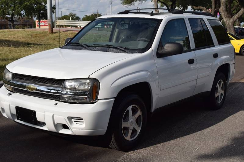 2006 Chevrolet TrailBlazer For Sale At Capital City Pre Owned LLC In Austin  TX