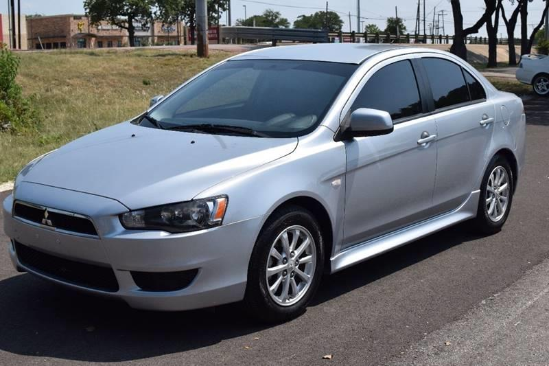 Lovely 2011 Mitsubishi Lancer For Sale At Capital City Pre Owned LLC In Austin TX