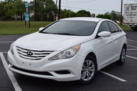 2012 Hyundai Sonata for sale in Austin, TX