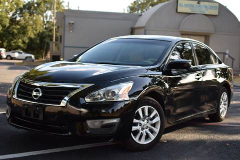 2015 Nissan Altima for sale in Austin, TX