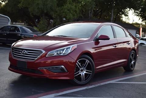 2015 Hyundai Sonata for sale in Austin, TX