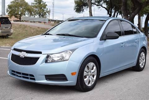 2012 Chevrolet Cruze for sale in Austin, TX