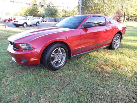 2010 Ford Mustang for sale in Murfreesboro, TN