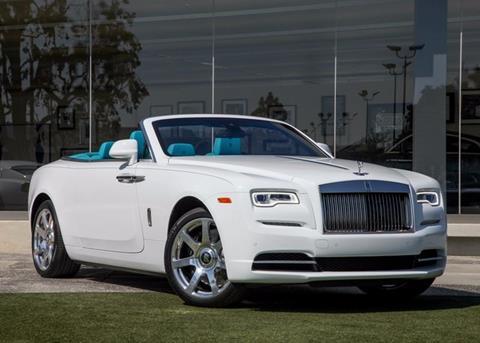 Rolls-Royce Dawn For Sale in California - Carsforsale.com