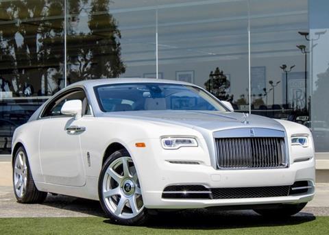 Rolls Royce Wraith For Sale >> Rolls Royce Wraith For Sale Carsforsale Com