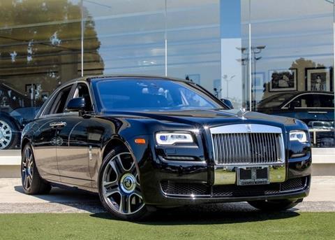 2017 Rolls-Royce Ghost for sale in Thousand Oaks, CA