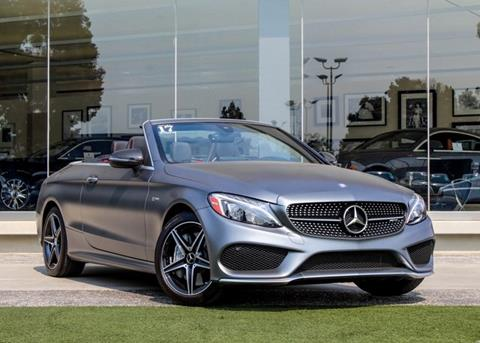 2017 Mercedes Benz C Class For Sale In Thousand Oaks, CA