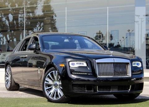 2018 Rolls-Royce Ghost for sale in Thousand Oaks, CA