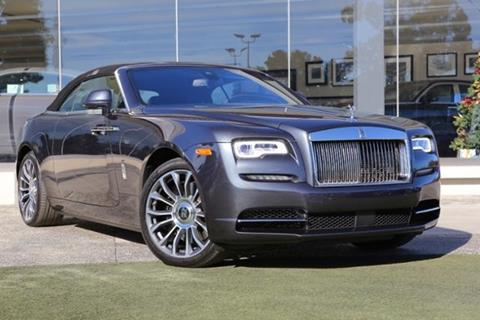 2018 Rolls-Royce Dawn for sale in Thousand Oaks, CA