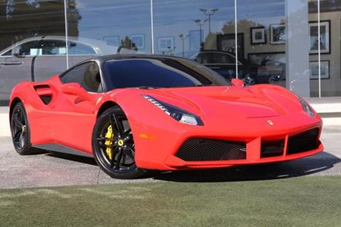 2017 Ferrari 488 GTB for sale in Thousand Oaks, CA